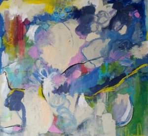 Revealing and healing through abstract