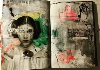 Subconscious Collage for Art Journaling- FREE course